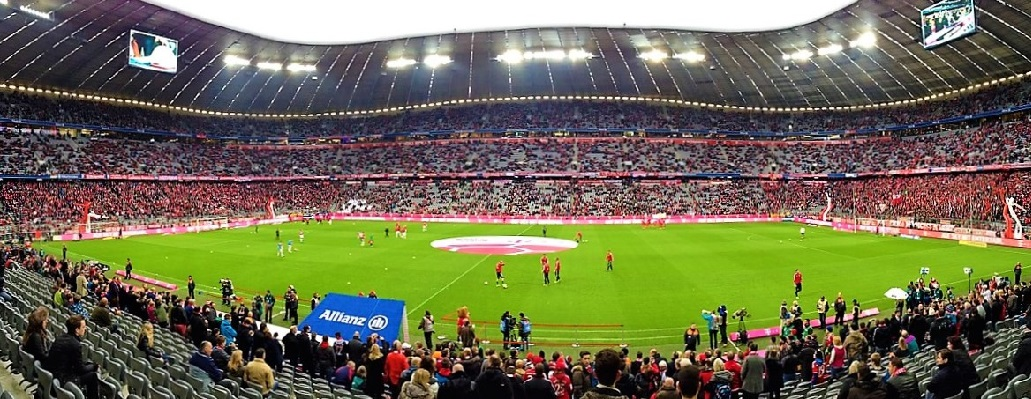 allianz arena bayern munich stadium resize