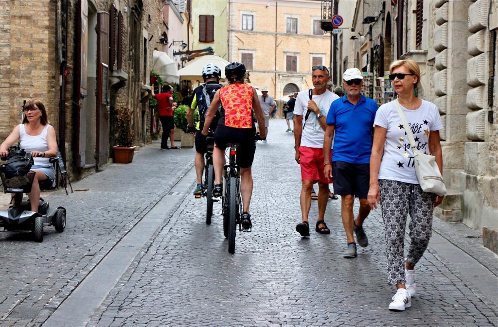 意大利中部8天中古歷史小鎮單車探索遊