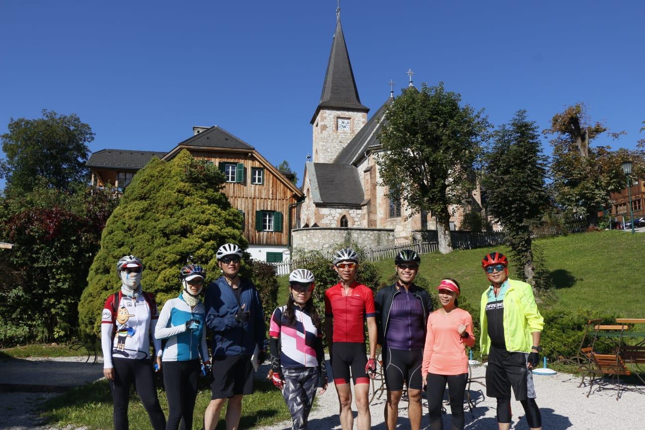 奧地利薩爾斯堡《仙樂飄飄音樂之聲》10天單車夢幻之旅