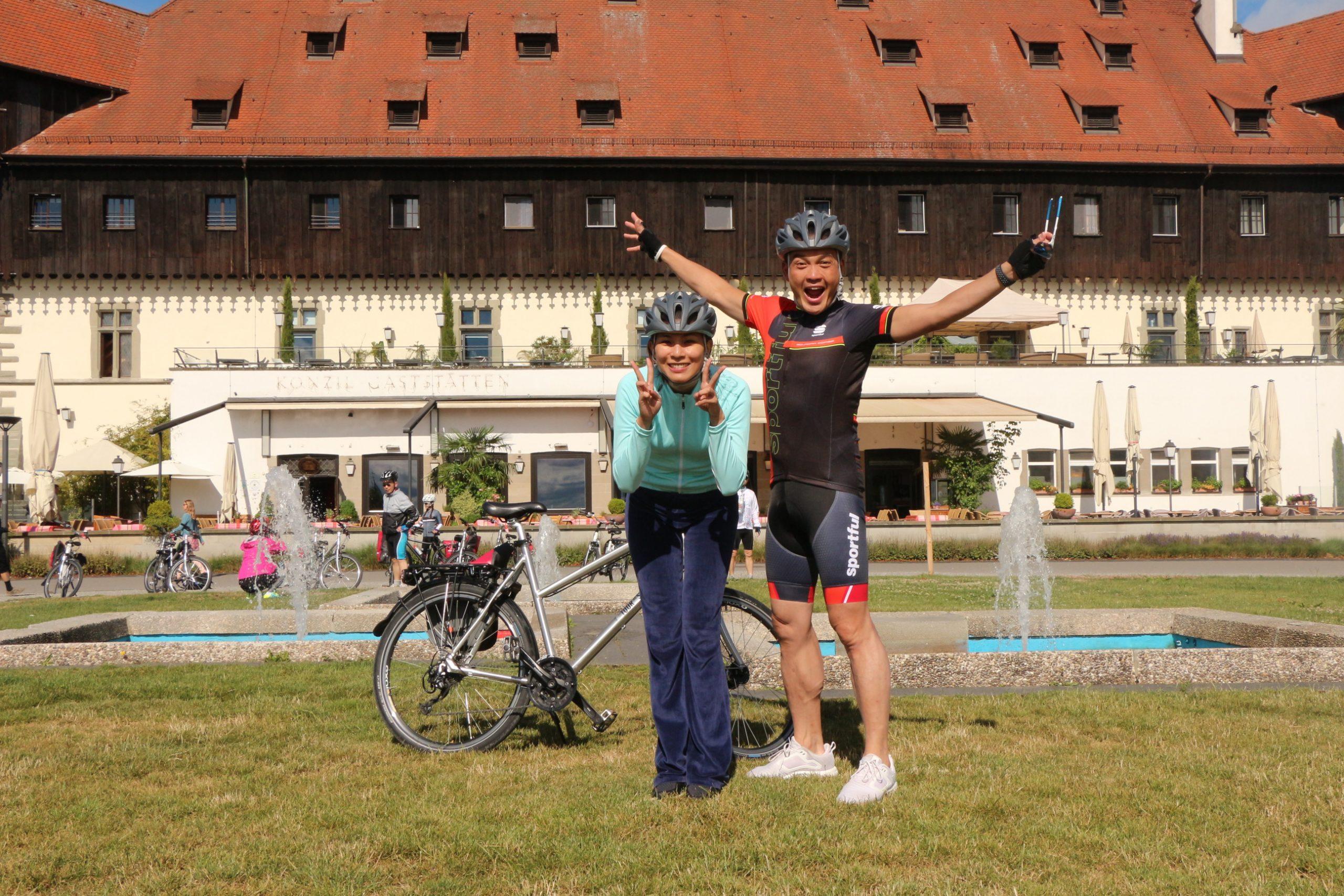 瑞士緣湖8天單車輕鬆遊全新升級版
