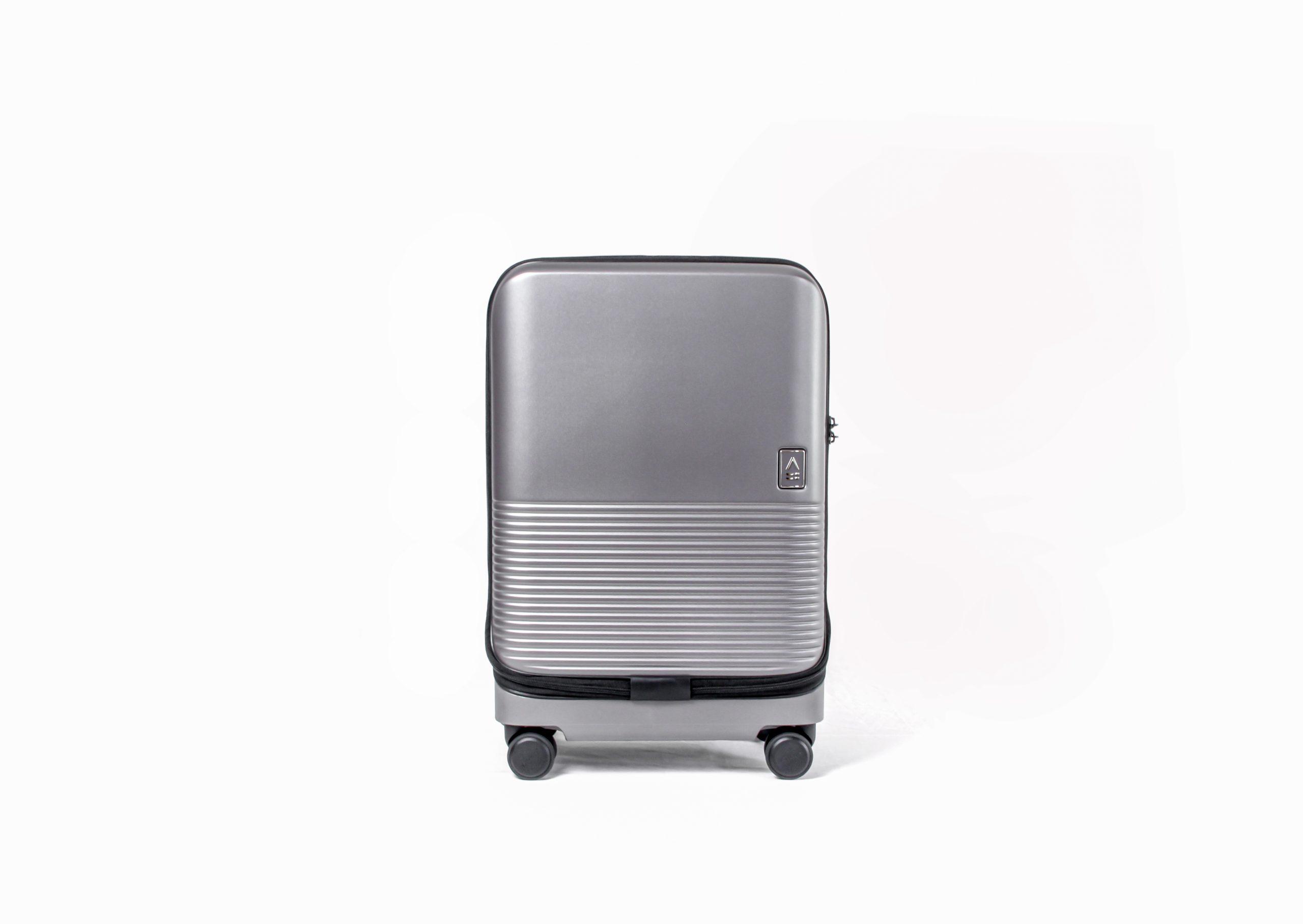 "APPERCASE 20"" SPLIT LIGHT Suitcase 行李箱 (Titanium / Black)"